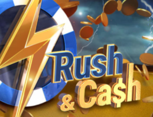 Лучшее рейкбэк-предложение для покерного варианта Rush & Cash