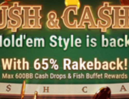 Покерная сеть GG внесла изменения в свой вариант ускоренного покера Rush&Cash