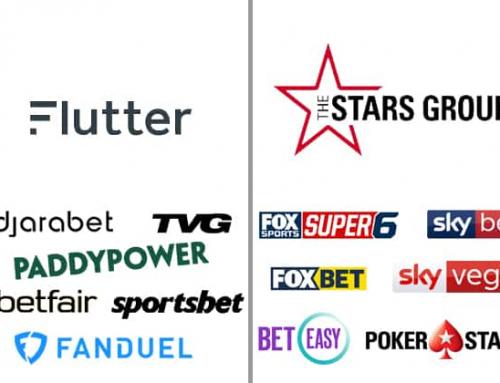 Компания Stars Group объявила о слиянии с Flutter Entertainment